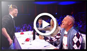 Goochelaar Marc schitterde in Holland's got Talent (2014)