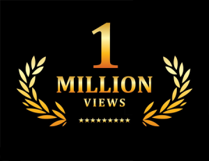 One Million Views Youtube